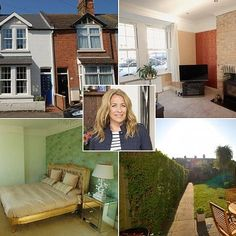 Looking for a pretty two-bedroom house that's commuting distance from London for £265k? TV's Sarah Beeny reveals her bargain property of…