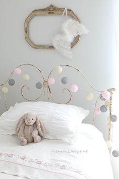 Boho Deco Chic: Dormitorios dulces para bebés y niños