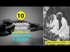 Be inspired with these quotes of Gandhi. Gandhi or known as Mahatma has inspired many people around the world. Brief Bio: Name: Mohan Das Karamchand …