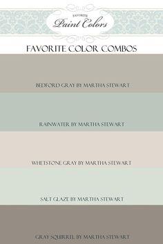 Paint Color Combinations