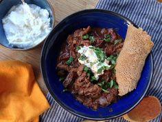 Key Wat (Spicy Ethiopian Stewed Beef)