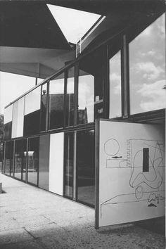 Fondation Le Corbusier - Buildings - Pavillon d'exposition ZHLC (Maison de l'Homme)