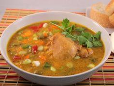 Family Friday: Chicken Asopao - QueRicaVida.com