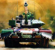 Arjun Mk.2 MBT