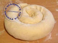 Pâte feuilletée Express Pliage Escargot (Thermomix)