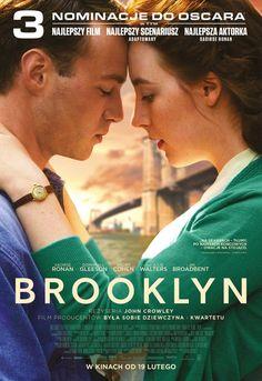 Brooklyn (2015) - Filmweb Filmy Niezależne, Romantyczne Filmy, Plakaty  Filmowe, Uczenie 0a839c0204d