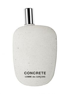 Concrete Comme des Garcons perfume - a new fragrance for women and men 2017