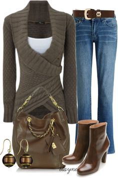 """It's a Wrap"" by elayne-forgie ❤ liked on Polyvore"
