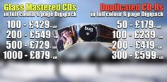 Offering full retail quality CD & DVD manufacturing and printing to all areas of Scotland, Wales, England, Ireland and Europe. All packaging options available. http://www.cdduplicationpro.com