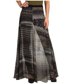 Mark & James by Badgley Mischka Mark & James Wide Sheer Skirt Pant so adorable!
