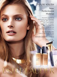 Estee Lauder Perfectionist Youth-Infusing Makeup and Sculpting Foundation Brush
