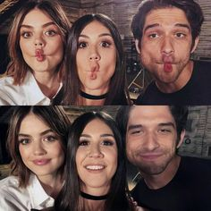 Lucy and Tyler Lucy Hale, I Love You All, Teen Wolf, Besties, 21st, Beautiful Life, Stars, Good Life, Sterne