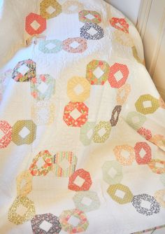 Fig Tree: Carousel quilt