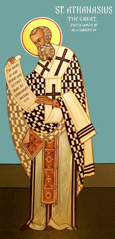 OCA - St Athanasius the Great the Patriarch of Alexandria