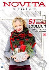 Novita Joulu 2013 | Käsityöpuoti Silmu&Solmu 6,90€