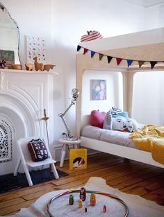 Kids room / Interiors / Scandynavian Style / Design / Find Lumikki on https://www.facebook.com/Lumikki.design