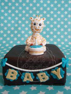 Little babyshower cake