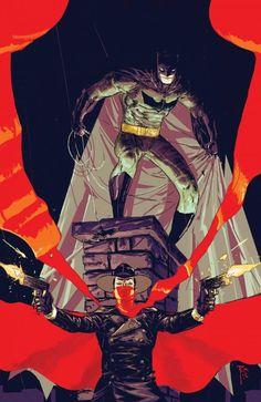 Sombra e Batman farão crossover nos quadrinhos  A Dynamite e a DC Comics realizarão uma minissérie em 6 edições que juntará os personagens Batman e Sombra, dois dos mais famosos personagens dos quadrinhos de todos os tempos. Veja mais no link!