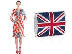 Bobbie's buzz: Olympics-inspired style - The Look (CatherineMalandrino.com, JudithLeiber.com)