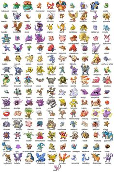 24 Best all 150 images in 2013 | Pokemon stuff, Videogames, Drawings