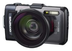 Olympus TG-1 iHS with Fisheye Lens by getolympus, via Flickr