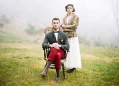 Image by Cinzia Bruschini Photography - Bohemian Meets Country Chic Bridal Inspiration Shoot Styled By Wedding Le Marche