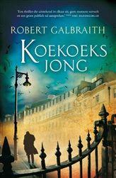 Maak kennis met privédetective Cormoran Strike in het nieuwe boek van J. K. Rowling: Koekoeksjong.  http://www.bruna.nl/boeken/koekoeksjong-9789460239106