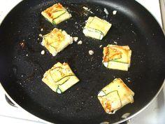 zucchini raviolis