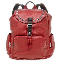 Olsenboye studded backpack   29.99 clearance