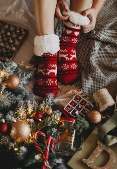 sнıɴᴇ ʟıκᴇ тнᴇ sтᴀʀs✧ Christmas Tree, Christmas Decorations, Holiday Decor, Winter Wonderland, Christmas Stockings, Cozy House, December, Seasons, Happy