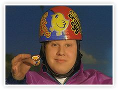 Matt Lucas Advertising Creme Eggs!
