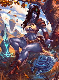 #warcraft #draenei #chaman #shaman
