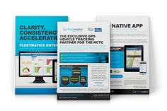 Fleetmatics hired a big name agency to update their brand, but needed a reliable design agency partner to build out print and digital marketing materials on an ongoing basis. Inbound Marketing, Digital Marketing, Marketing Materials, Design Agency, Portfolio Design, Big, Amazing, Creative, Portfolio Design Layouts