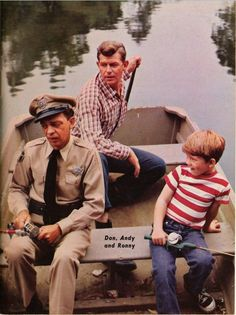 The Andy Griffith Show One of the good, wholesome family shows. jlp