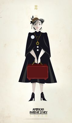 Cecily Pembroke---American Horror Story Coven