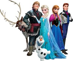 Stickers trompe l/'oeil Frozen La reine des neiges réf 23231 23231