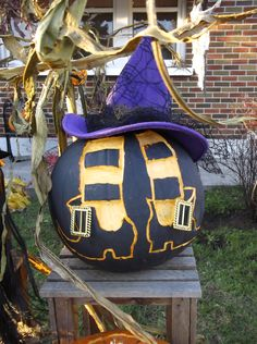 By Lisa Authier for Great Pumpkin 2013