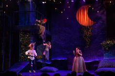 Midsummer Night's Dream - Paige Hathaway Set Design