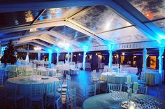 Corporate event in Rome! ⚡️ Lighting made by Roma Party Service ❤