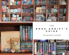 #TheShelfieHop | A Bookshelf Tour