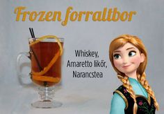35 Yummy Disney Cocktails You Need To Drink Right Away Disney Cocktails, Tea Cocktails, Party Drinks, Fun Drinks, Yummy Drinks, Alcoholic Drinks, Drinks Alcohol, Disney Themed Drinks, Orange Tea