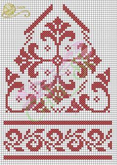 Gallery.ru / Фото #69 - για ολ&#959 - ergoxeiro Knitting Machine Patterns, Knitting Charts, Hand Knitting, Knitted Mittens Pattern, Knitted Hats, Drops Design, Cross Stitch Designs, Cross Stitch Patterns, Drops Baby