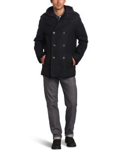 Levi's Men's Wool Melton Peacoat with Zip Out Bib and Hood, Black, X-Large Levi's,http://www.amazon.com/dp/B0081EMDUC/ref=cm_sw_r_pi_dp_-pAHsb0C1Q4ZQKYD