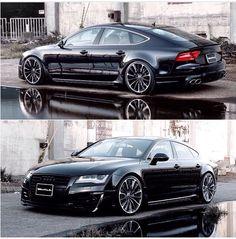 Wald | Audi A7...