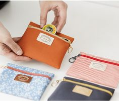 $10. 95 Small Basic Pouch