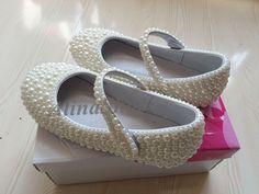 flower girl shoes ivory pearls flower girl shoes custom wedding flower girl shoes white ivory pearls girls shoes flat wedding shoes bridal by AlinaShop on Etsy https://www.etsy.com/listing/192281323/flower-girl-shoes-ivory-pearls-flower