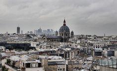 Things to do? Go to Paris.
