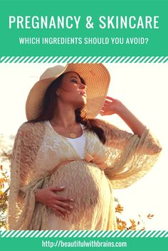 Pregnancy is an exciting time but it comes with many challenges, including what skincare ingredients to avoid not to harm your precious baby. From retinoids to glycolic acid and parabens, click through to find out what to ditch and what to keep: