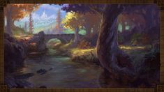 The Borderland by Wildweasel339.deviantart.com on @DeviantArt