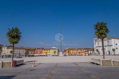 Palmanova, Italy #palmanova #italia #italy #wlochy #gwiazda #star #miasto #city #unesco #trip #picstrip #travel